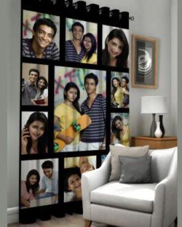 Collage Customized Curtain Custom Drapes
